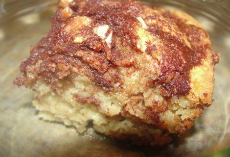 Paleo Traditional Coffee Cake