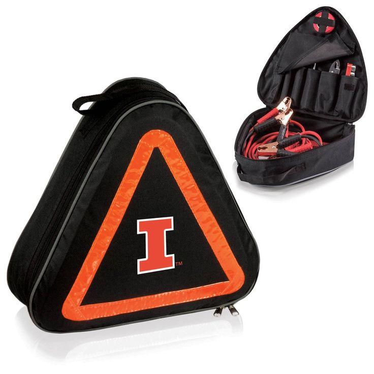 Illinois Fighting Illini Roadside Emergency Kit