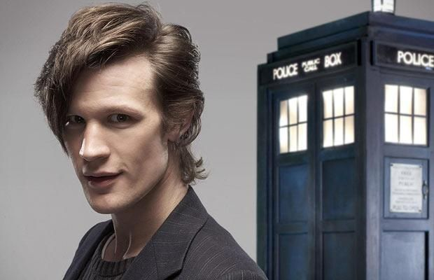 11th Doctor.. >_____> Yess.