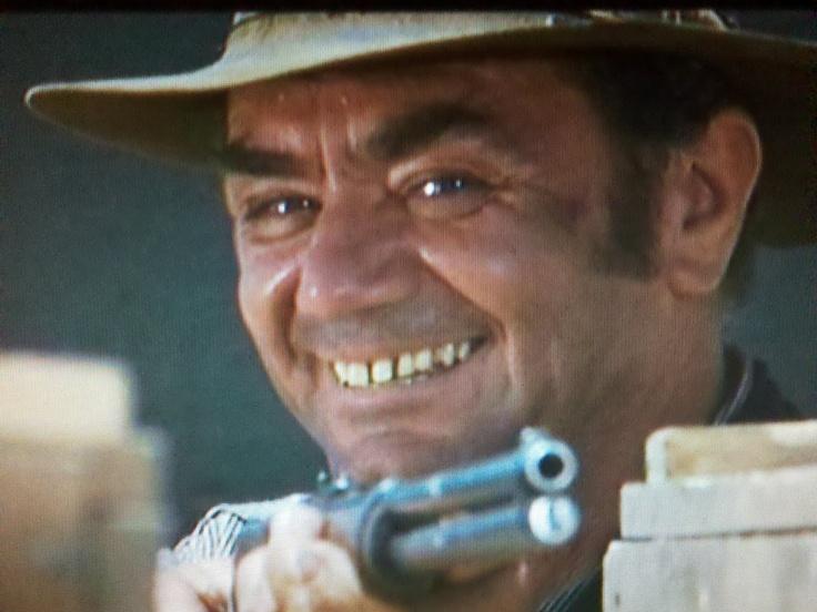 The Wild Bunch. Sam Peckinpah 1969...Dutch (Ernest Borgnine)