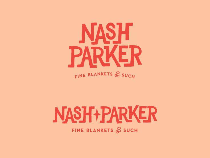 Nash Parker Logo A by Amy Hood