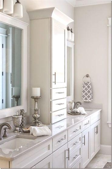 How Do You Build A Closet Organizer Master Bathroom Renovation
