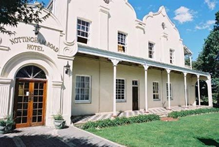 Nottingham Road Hotel, KZN: This picturesque Midlands town with its well-established hotel, is home to one of the saddest and most romantic ghost stories around. Charlotte, a turn-of-the-century prostitute fell in love with a British army officer who didn't feel the same way about her. Romantics say she killed herself because of her broken heart. roadtravel1.wordpress.com