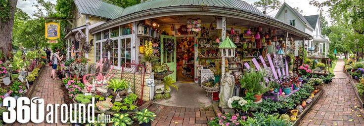 Michael's Flowers and Gifts (With images) Garden shop