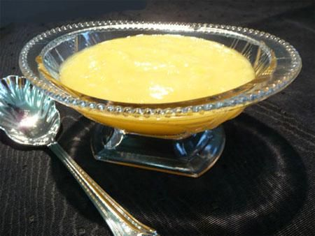 Lighter Lemon - Lime Curd (No Butter)