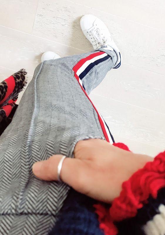 anlukaa: Hose mit Streifen – Streifen gehen immer