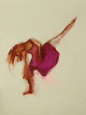 "Saatchi Art Artist Marta Zamarska; Drawing, ""Modern Dance XXXVII"" #art"