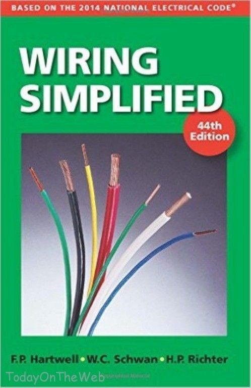 Wiring Simplified: Based on the 2014 National Electrical Code® Fourty fourth Edt