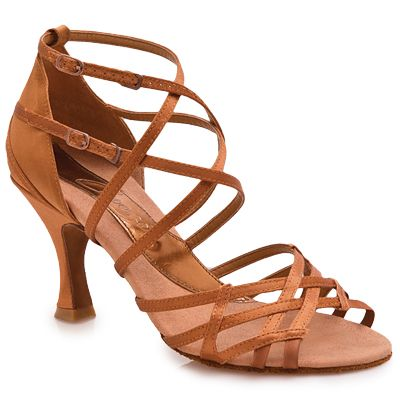 Capezio Valentina Latin Dance Shoes BR179