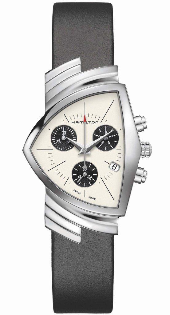507e5926e09 Hamilton Watch Ventura Quartz Pre-Order #add-content #basel-19 #bezel-fixed  #bracelet-strap-leather #brand-hamilton #case-material-steel  #case-width-32mm ...