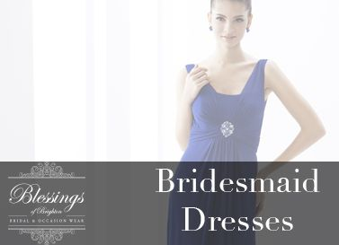 The blessings Bridesmaid Dress Collection-Prices from £155.00