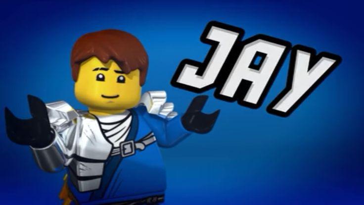 17 best images about jay on pinterest seasons robes - Ninjago kai jay zane cole lloyd ...