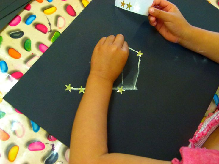 Making our own Constellations :: Lessons from a Teacher
