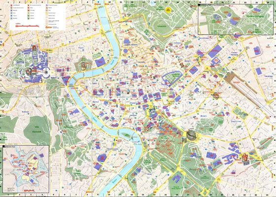 Best 25 Rome Map Ideas On Pinterest Holidays Guide: Rome Things To Do Map At Infoasik.co