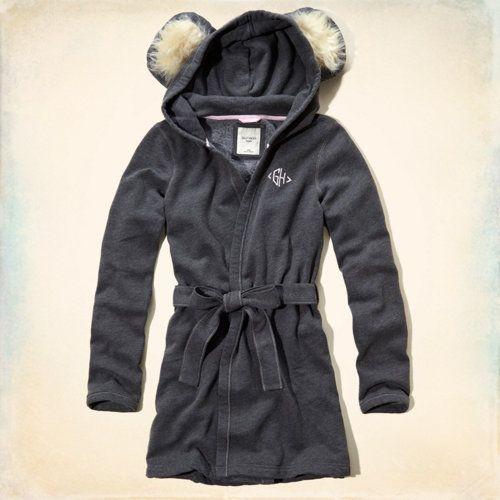 Gilly Hicks Koala Robe Life has just become cooler