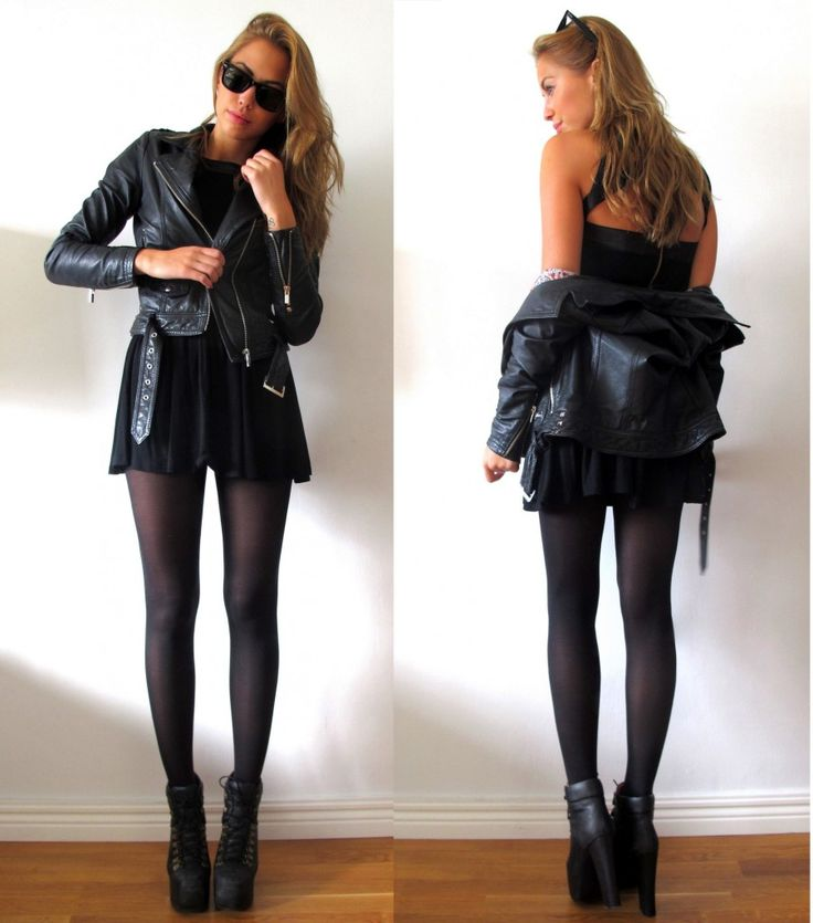 Need this leather Jacket <3