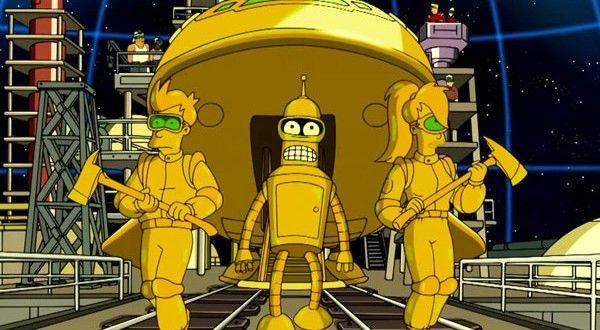 "Futurama Season 7, Episode 19 Review: ""The Inhuman Torch"""