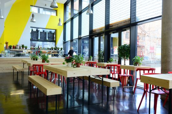 My article about the relationship between restaurant design and the menu served