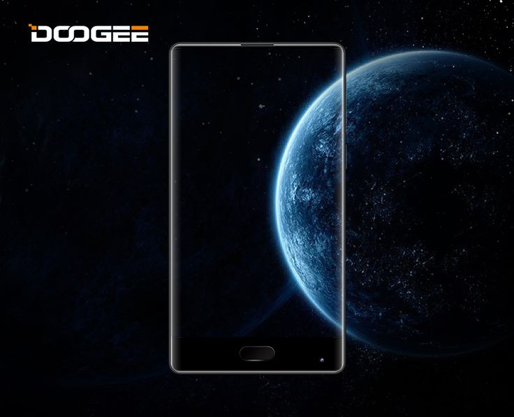 DOOGEE MIX 5.5inch Android 7.0 4G Phone 6GB RAM, 64GB ROM - Deep Blue - Free Shipping - DealExtreme