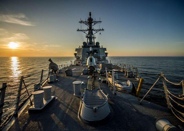 «Хибины» против «Иджиса». Возвращение американского эсминца в Чёрное море