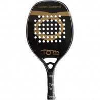 Racchetta Beach Tennis Tom Caruso Golden Diamond 2014