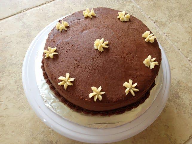 Whole wheat chocolate cake | Sweet Things | Pinterest