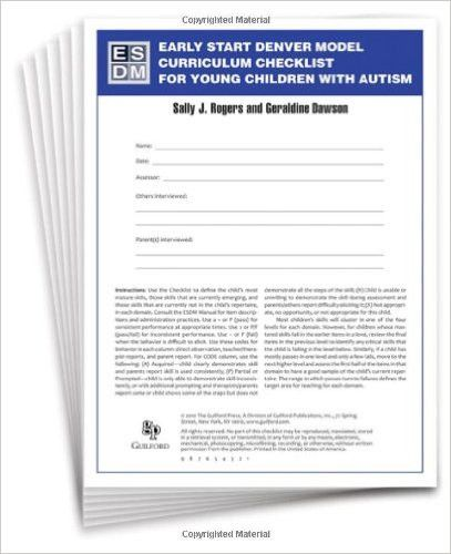 1000+ Ideas About Autism Checklist On Pinterest