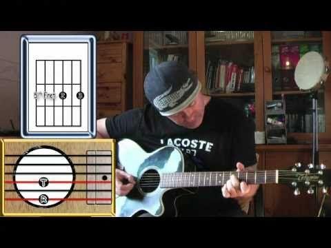 how to play van morrison songs on guitar