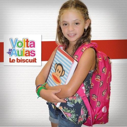 Quer garantir um sorriso para o seu filho? Compre os materiais escolares dele na Le biscuit!