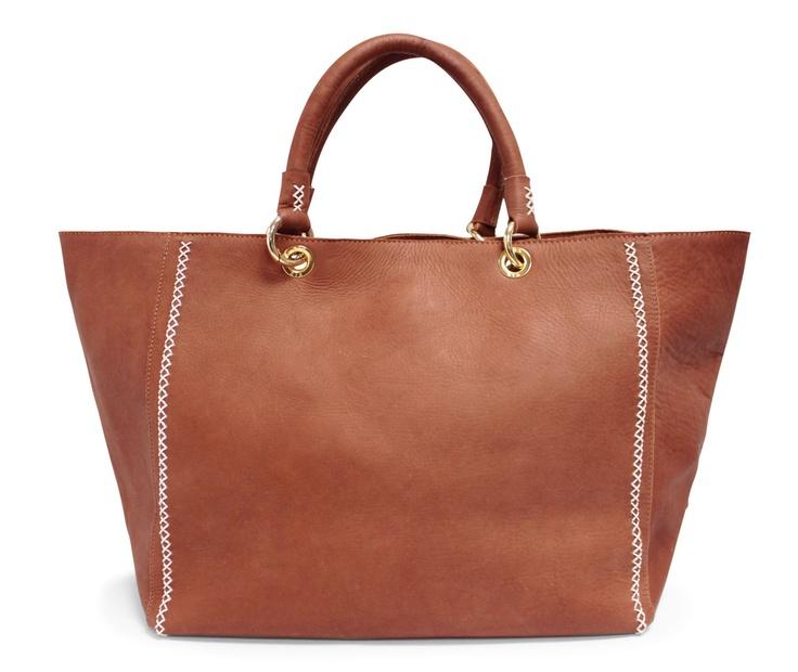 Havana Leather Bag