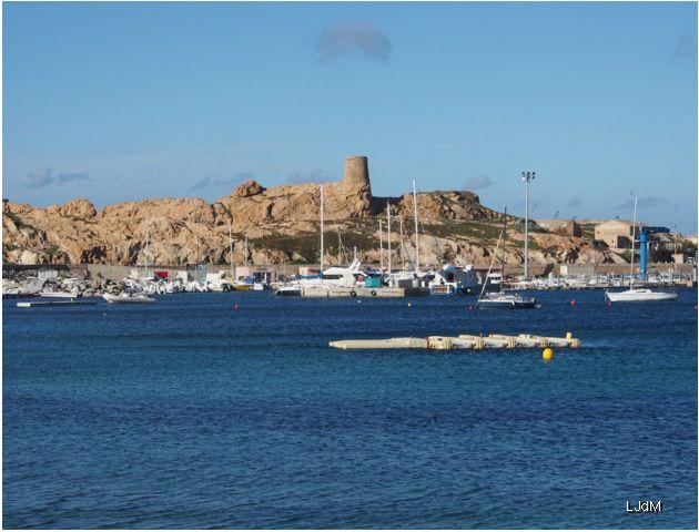 Ile-Rousse, Corse