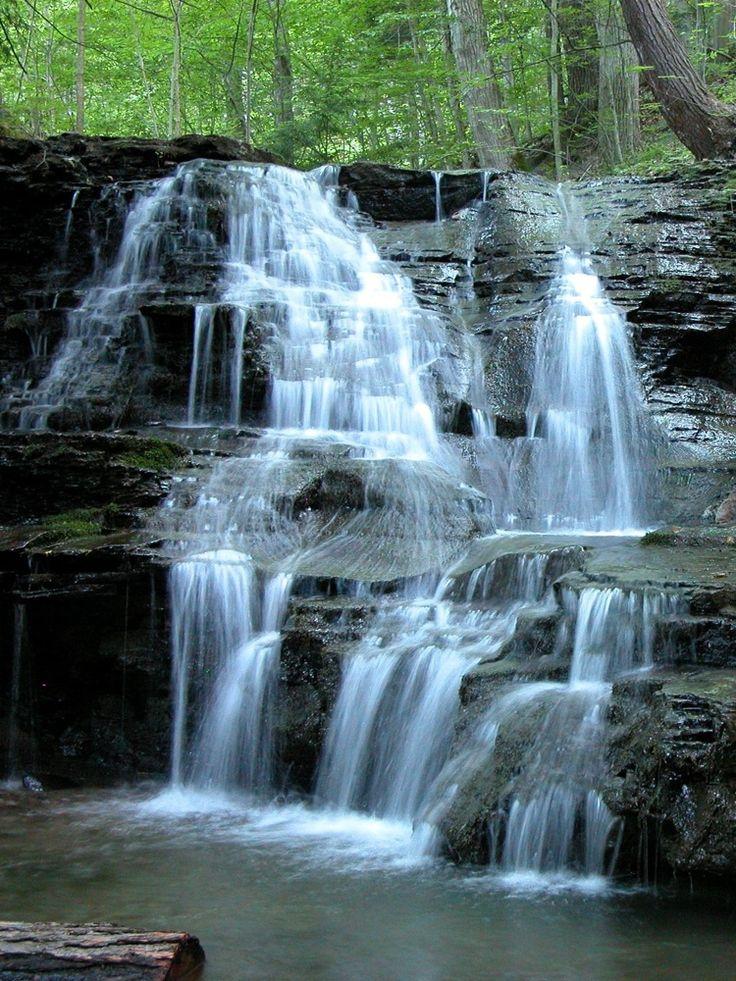 Stony Brook State Park Falls