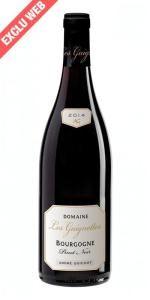 DOMAINE LES GUIGNOTTES AOC Bourgogne Bourgogne Pinot Noir rouge 2014                                                                                                                                                                                 Plus