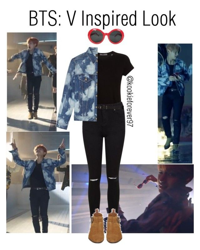 """""""Burning Up"""" by kookieforever97 ❤ liked on Polyvore featuring Vince, Miss Selfridge, Theory, Fire, Kim and bts"""