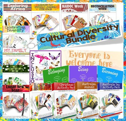 Programming and Planning Resources for Early Childhood Educators - Cultural Diversity Offer