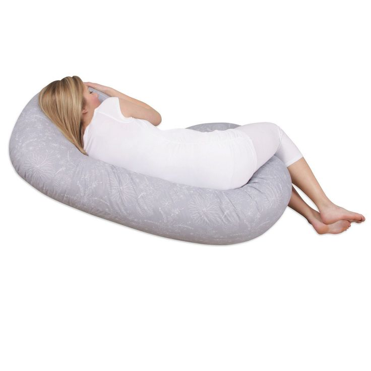 Leachco Snoogle Total Pregnancy Body Pillow