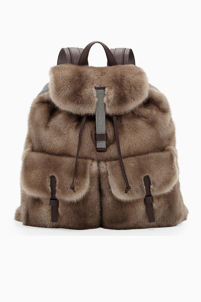 15 модных меховых сумок | Мода | Выбор VOGUE | VOGUE