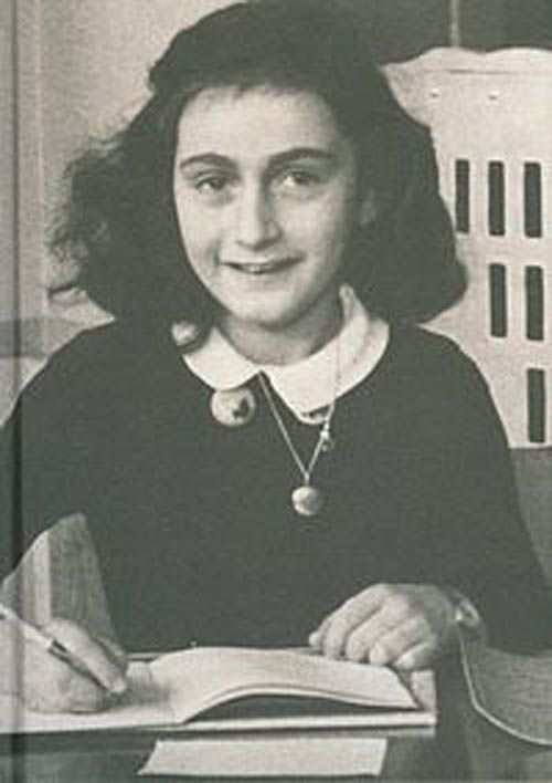 Anne frank research topics