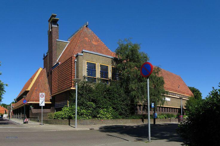 Van Hasseltschool in Groningen, architect Siebe Jan Bouma