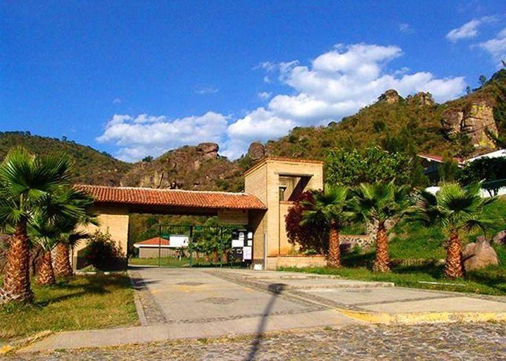 Parque Ecológico Las Peñas en Zapotlán el Grande