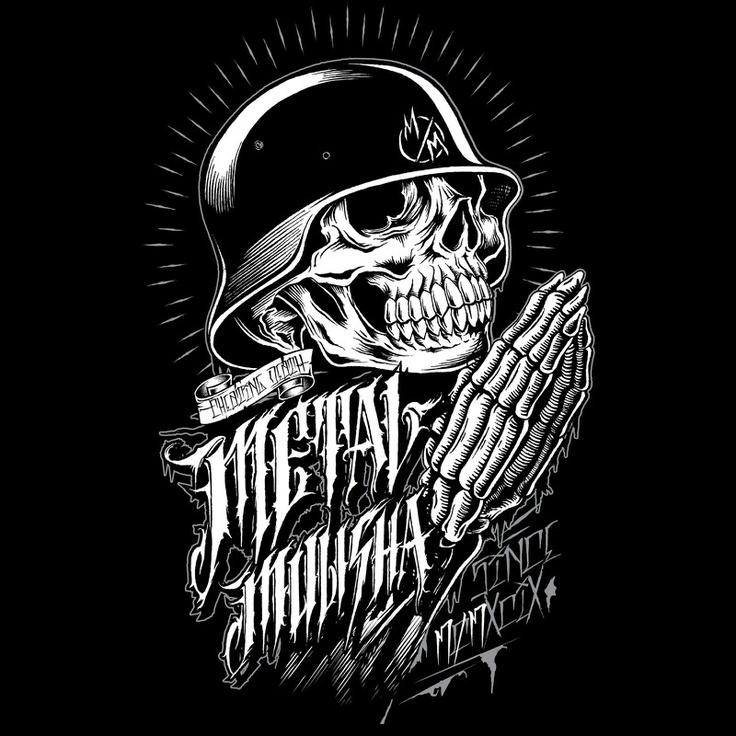 Metal Mulisha All The Way