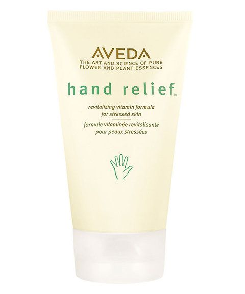 Hand Relief is one of InStyle editors' favorite products to keep at their desks. We definitely agree.