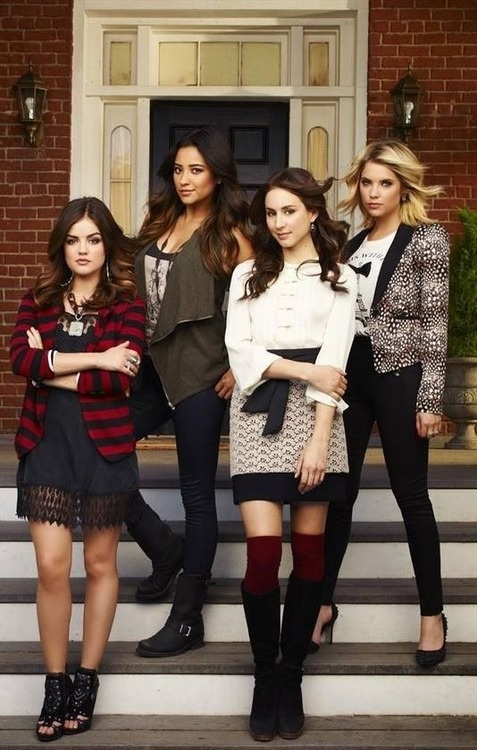All the girls <3 #tb to season 4
