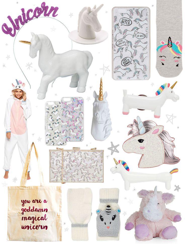 magical unicorns wishlist!