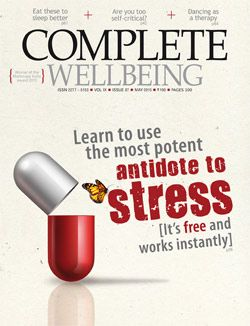 May 2015 issue: The illusion of stress