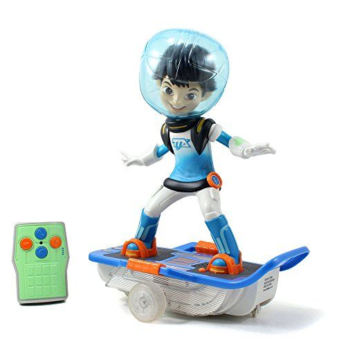 Miles From Tomorrowland RC (Radio Controlled) Blastboard - http://www.kidsdimension.com/miles-from-tomorrowland-rc-blastboard/