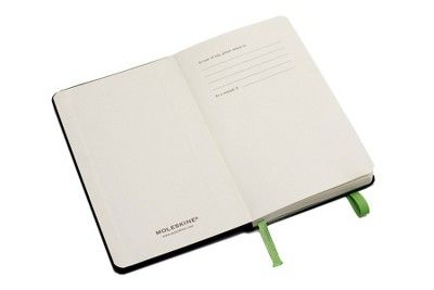 Moleskine Evernote Squared Smart Notebook (Hardcover)