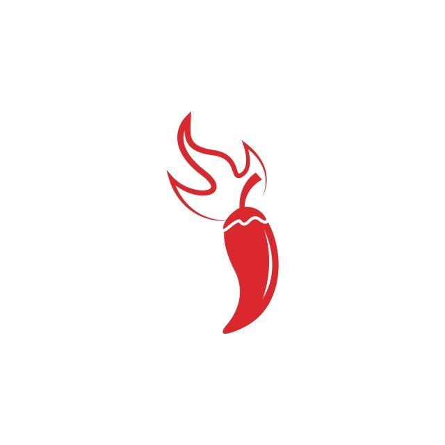 هوت تشيلي التوضيح Hot Chili Illustration Chili