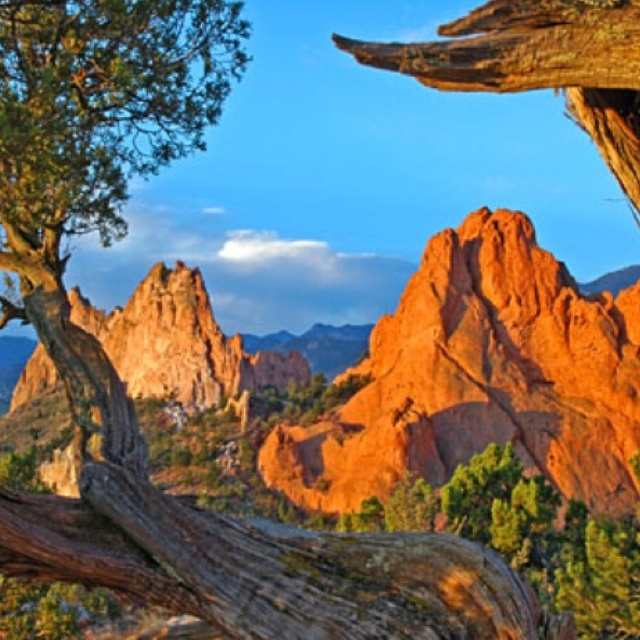Garden Of The Gods Colorado Springs Places I Have Been Pinterest Gardens The O 39 Jays And