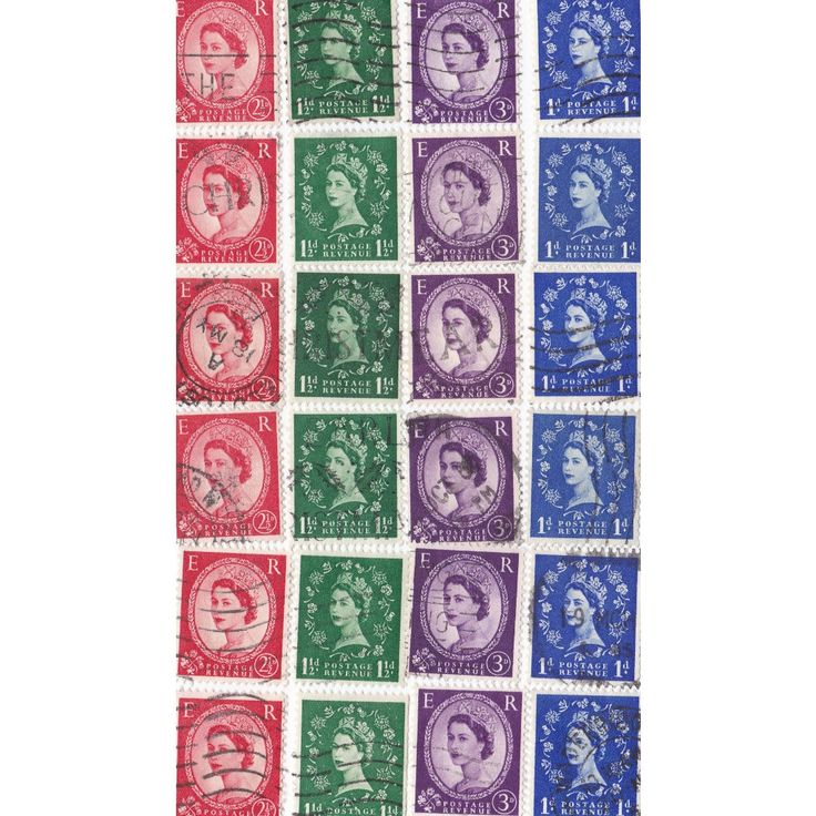 24 Red Purple Blue Green mix UK stamps postage stamps - Vintage used Stamps, GB, England, Wildings by TigrisaStamps on Etsy https://www.etsy.com/uk/listing/280234644/24-red-purple-blue-green-mix-uk-stamps